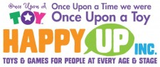Happy Up Inc, Once Upon a Toy